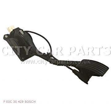 PEUGEOT 407 HDI 04 TO 11 ACCELERATOR THROTTLE PEDAL 9650341880 BOSCH 0280755013
